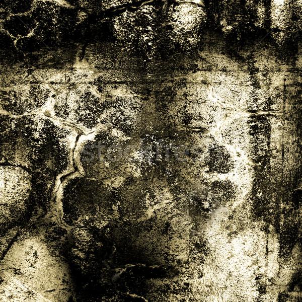 Textúra fém művészet piros fekete tapéta Stock fotó © mikdam