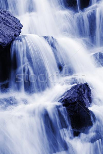 waterfall Stock photo © mikdam