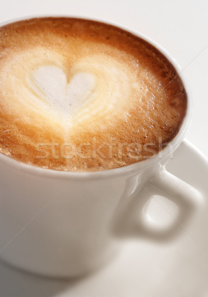 Cup of coffee Stock photo © mikdam