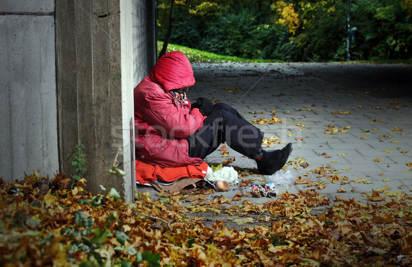 Sorrow Stock photo © mikdam