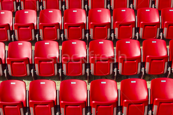 Stadium Seating  Stock photo © mikdam