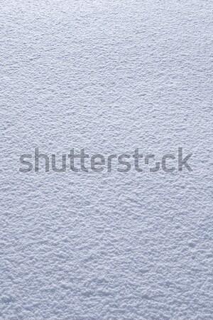 Snow background Stock photo © mikdam