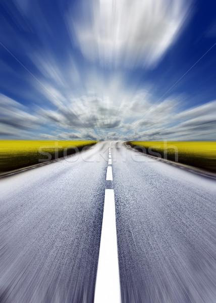 Highway Stock photo © mikdam