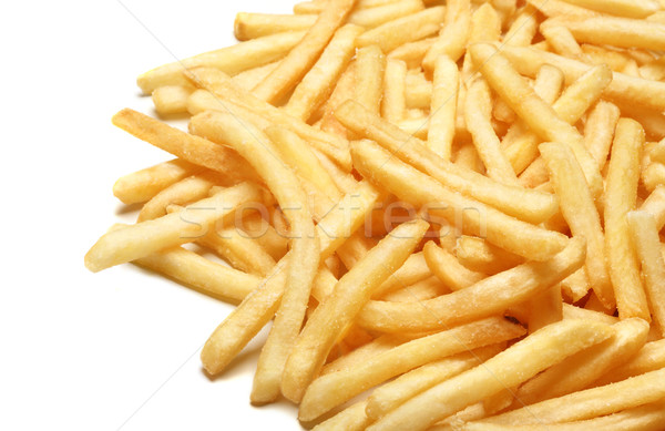 French Fries Stock photo © mikdam