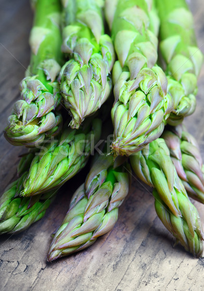 asparagus Stock photo © mikdam