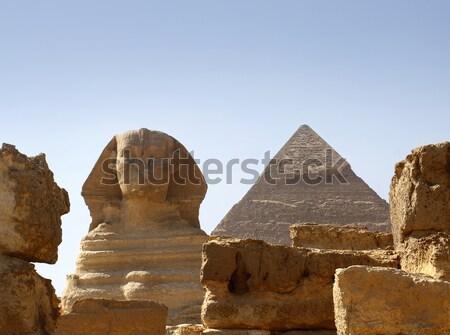 Egypt Stock photo © mikdam