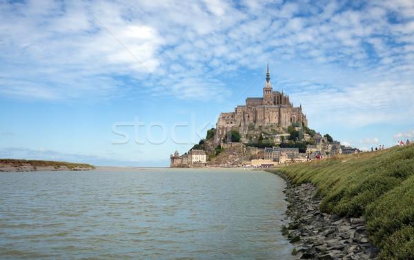 Le Mont Saint Michel Stock photo © mikdam