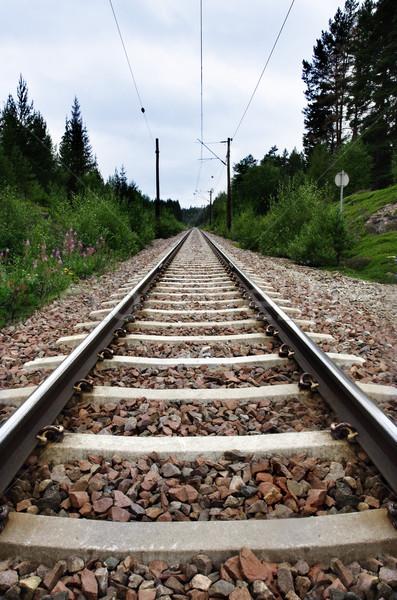Track Stock photo © mikdam