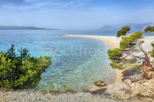 Makarska riviera , Croatia Stock photo © mikdam