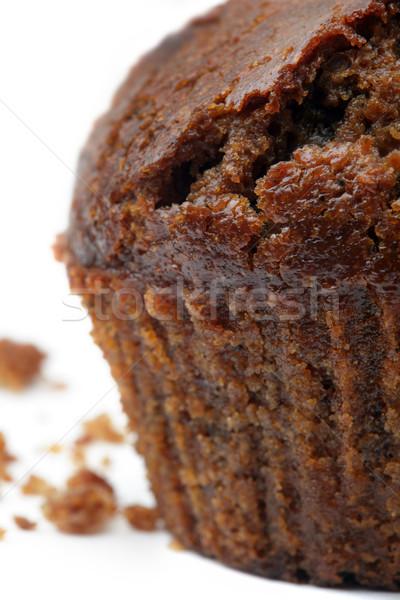 chocolate muffins Stock photo © mikdam