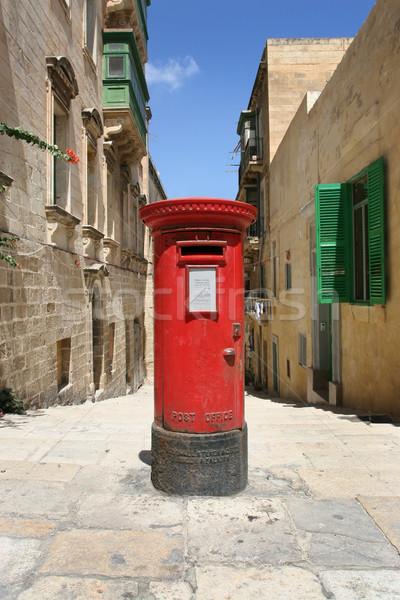 Mail postbox Stock photo © mikdam