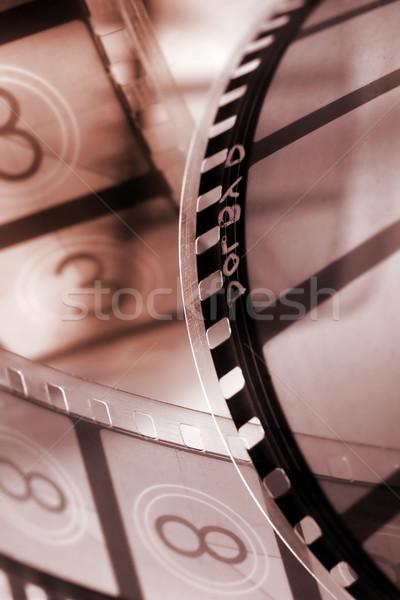 filmstrip Stock photo © mikdam