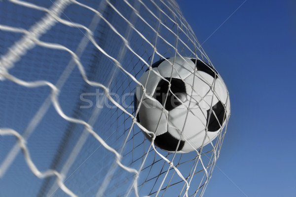 Soccer ball Stock photo © mikdam
