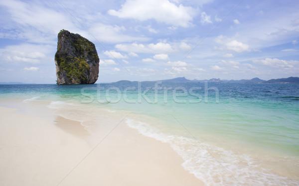 tropical beach Stock photo © mikdam