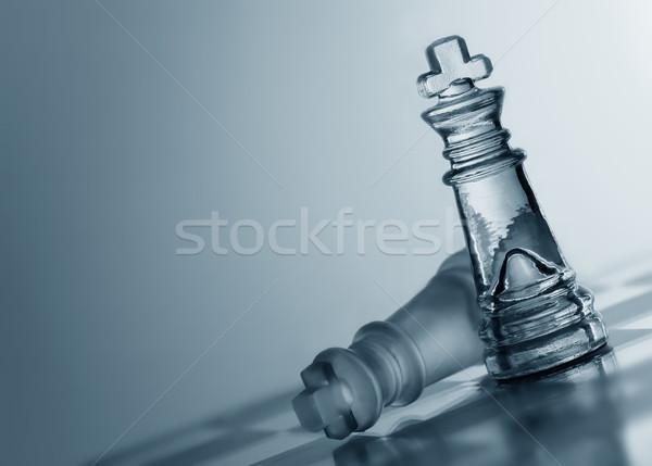 chess Stock photo © mikdam