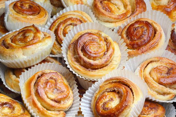 Sweet buns Stock photo © mikdam
