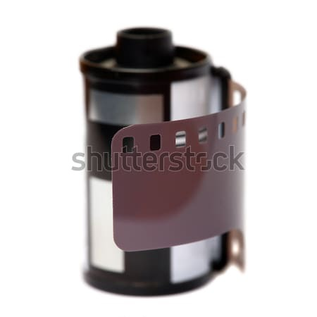 35mm film technológia szín fehér vegyi Stock fotó © mikdam
