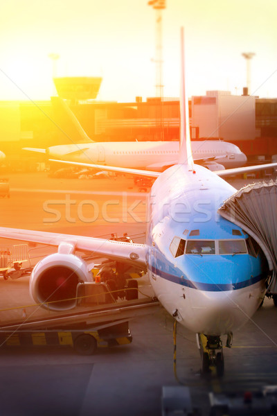 airport Stock photo © mikdam