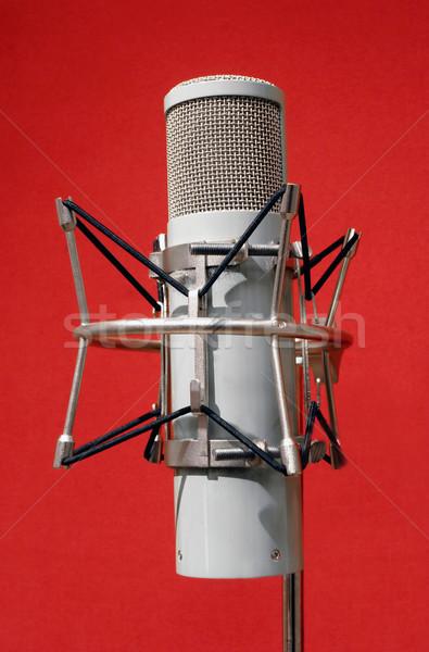 Microphone Stock photo © mikdam