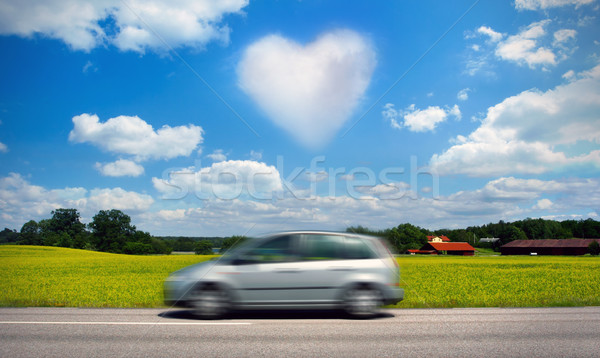 Car Stock photo © mikdam