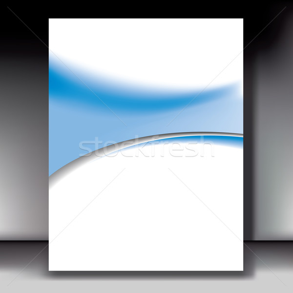 Abstract vector background  Stock photo © mike301