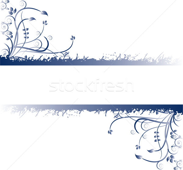Vector Banner Design template Stock photo © mike301
