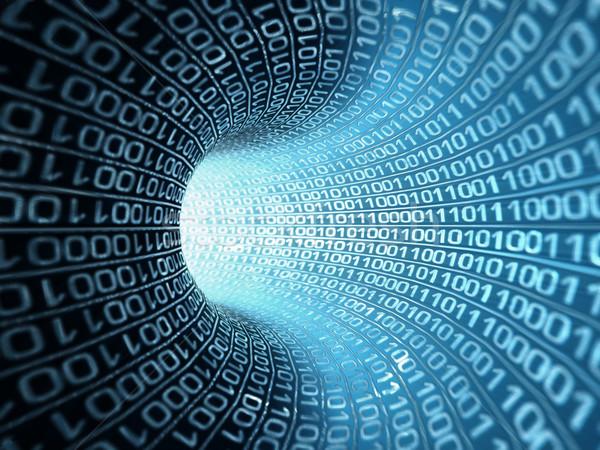Ikili dere mavi bilgisayar soyut ışık Stok fotoğraf © mike_kiev