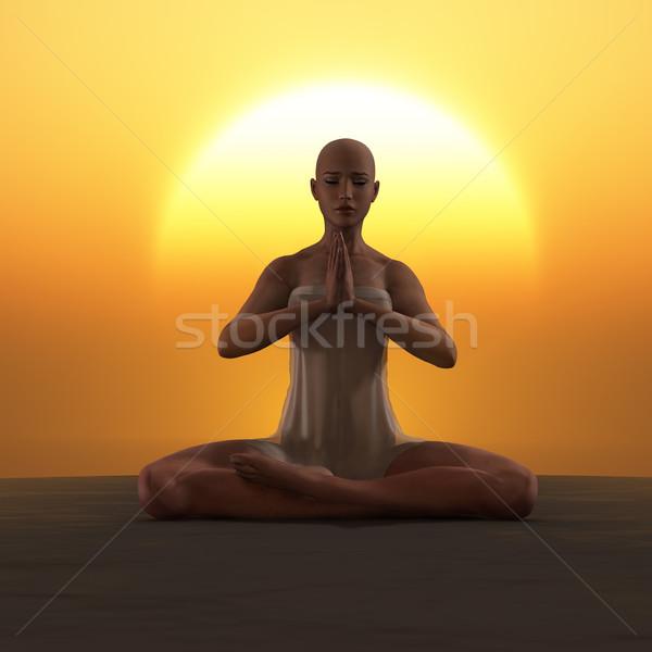 Медитация размышление