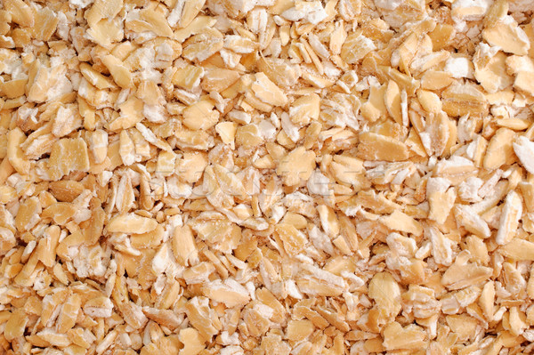 oat background. vegetarian food Stock photo © mikhail_ulyannik