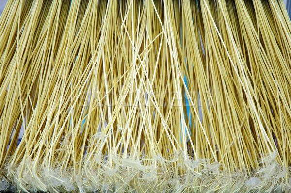 close-up broom Stock photo © mikhail_ulyannik