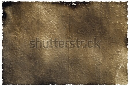 Oude vintage Papierstructuur papier ontwerp kunst Stockfoto © mikhail_ulyannik