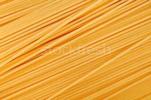 spaghetti backgrounds. Raw state Stock photo © mikhail_ulyannik