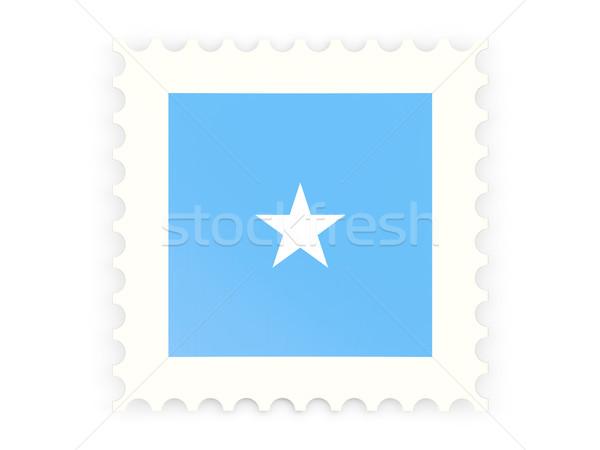 アイコン ソマリア 孤立した 白 にログイン ストックフォト © MikhailMishchenko