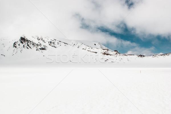 Alpejski dekoracje parku turystyka Nowa Zelandia na północ Zdjęcia stock © MikhailMishchenko
