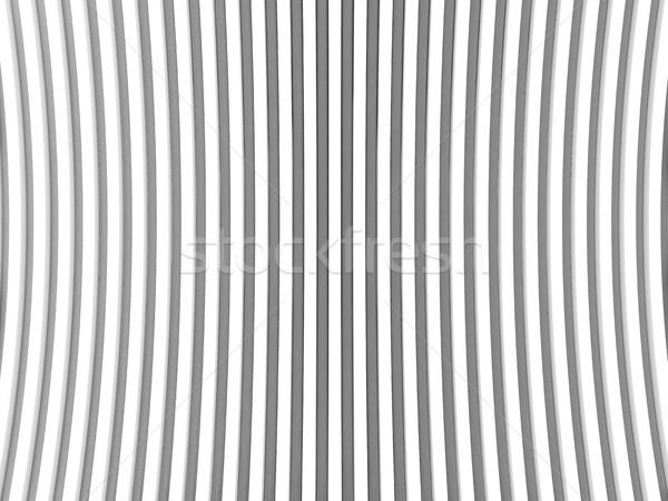 White background with industrial pattern Stock photo © MikhailMishchenko