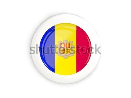 икона флаг Габон металл кадр путешествия Сток-фото © MikhailMishchenko