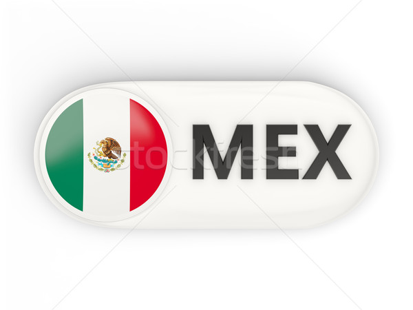 アイコン フラグ メキシコ iso コード 国 ストックフォト © MikhailMishchenko
