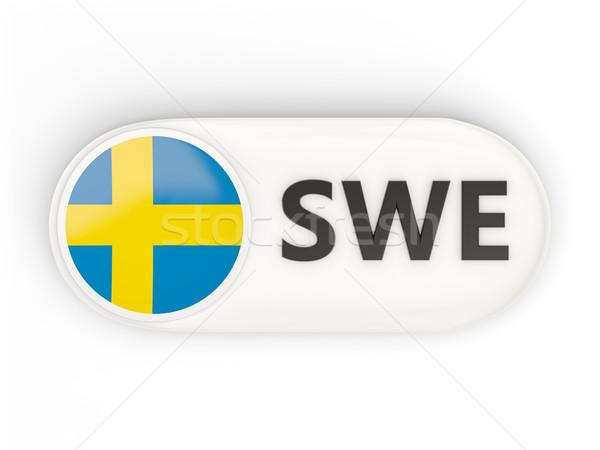 アイコン フラグ スウェーデン iso コード 国 ストックフォト © MikhailMishchenko