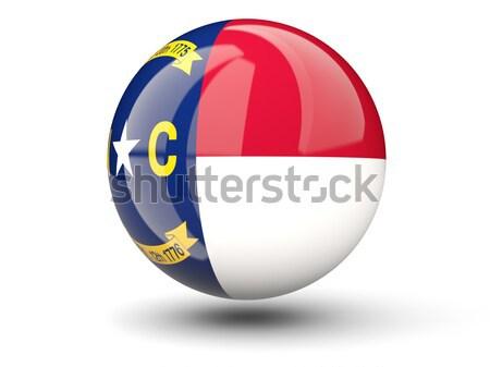 Round icon of flag of liechtenstein Stock photo © MikhailMishchenko