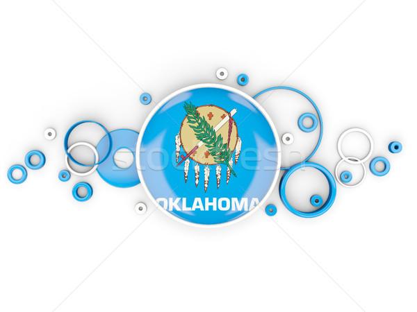 Pavillon Oklahoma modèle États-Unis locale Photo stock © MikhailMishchenko