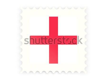 Postage stamp icon of england Stock photo © MikhailMishchenko