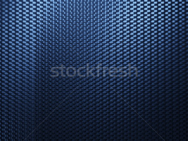 Blue abstract metal background Stock photo © MikhailMishchenko