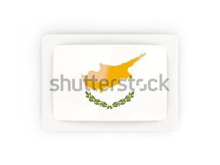 Postage stamp icon of cyprus Stock photo © MikhailMishchenko
