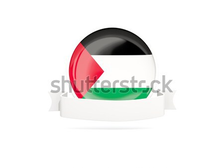 Square icon with flag of sudan Stock photo © MikhailMishchenko