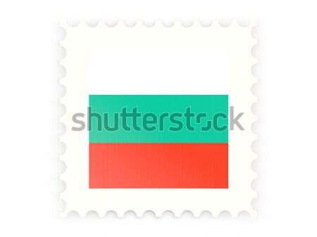 почтовая марка икона Беларусь изолированный белый почты Сток-фото © MikhailMishchenko