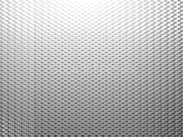White metal background Stock photo © MikhailMishchenko