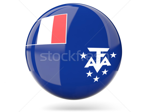 икона флаг французский южный белый Сток-фото © MikhailMishchenko