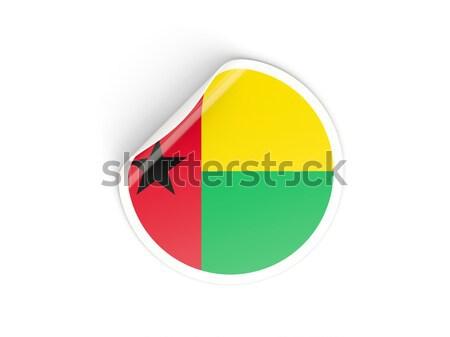 Round icon with flag of mali Stock photo © MikhailMishchenko