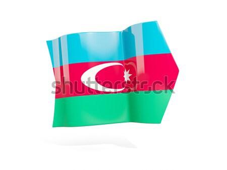 3D bandeira Bangladesh isolado branco fundo Foto stock © MikhailMishchenko