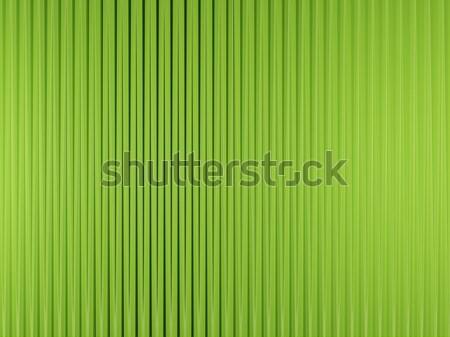 Green background with square elements. Stock photo © MikhailMishchenko